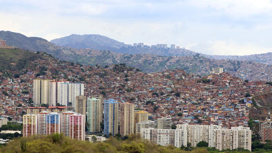 Sarah Watching Socialist Country Venezuela Widespread Poverty