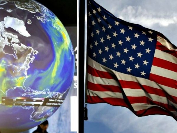 Poll: Half of Americans Share Trump's Nationalist Worldview over Globalism