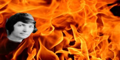 Sarah Watching Sheol Flame In Hell Margaret Sanger Hails Her Negro Project A Success